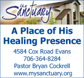 The sanctuary ad